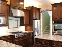 Cherry Wood Kitchen Cabinets Contemporary Cherry Kitchen Cabinets Kitchen Bath Ideas