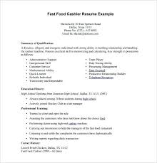 Collection Of Solutions Superb Food Server Resume Sample Cute
