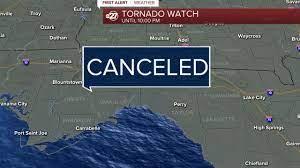 CANCELED: Tornado Watch discontinued ...