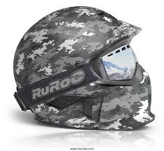 Ruroc Size Chart Rg1 X Helmets Bicycles Cruisers