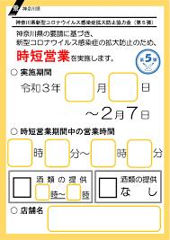 神奈川 県 協力 金 第 5 弾