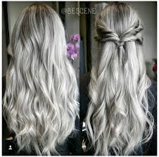 80 Silver Hair Color Ideas And