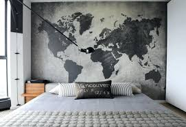travel themed bedroom decorating ideas add a map bedroom furniture stores  near me