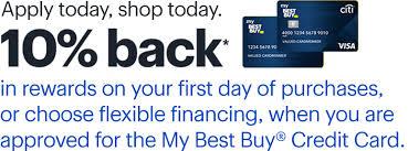 6 Or 12 Month Financing Storewide Best Buy