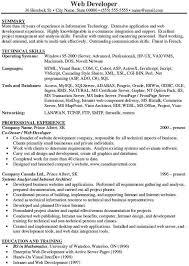 perl programmer resume cobol programmer resume node2003 cvresume paasprovider com