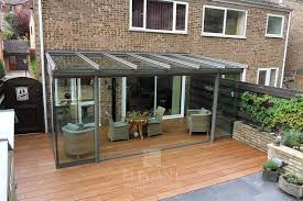 well laid decking not only looks good but provides a perfect level base for installing glass rooms wver the patio condition