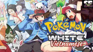 https://youtu.be/YBzjuW-e9TU Vietnamese Project for Pokemon White Pokemon  White Vietnamese by BW Translation Team