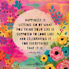 Wisdom Quotes About Life And Happiness Interesting Quotes About Life Happiness Is Letting Go Of What You Think Your