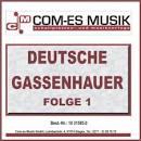Deutsche Gassenhauer, Folge 1