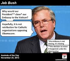Jeb Bush Quotes Adorable Cutting Through The Crap Jeb Bush Is An Idiot And Other Obvious Things