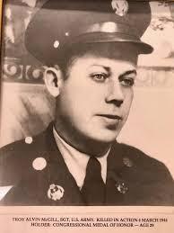 McGill, Troy A.   East Tennessee Veterans Memorial Association
