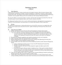 Marketing Contract Template - Tier.brianhenry.co