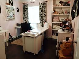 l shaped home office desk. L Shaped Desk Home Office Traditional With Craft Room In Desks For Remodel 15