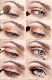 30 tutorial make up mata natural lat sehari hari