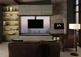 living room cabinet design