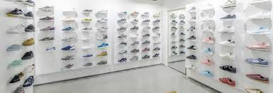 Footwear Display Stands Mesmerizing Types Of Footwear Displays Stands Organizers Zen Merchandiser