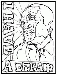 Small Picture Martin Luther King Jr Coloring Sheet Coloring Home