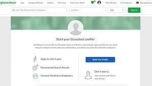 How To Find A Job In 40 Hours Glassdoor Blog Classy Glassdoor Resume Review