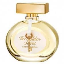 <b>Antonio Banderas Her Golden</b> Secret Eau De Toilette   LOVERTE