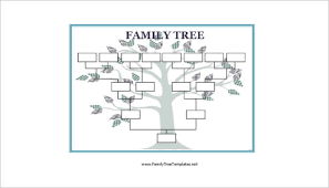 free family tree template word 18 family tree templates free ppt excel word formats