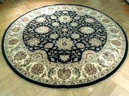 6 ft round rug foot rugs fantastic 9 area 5 diameter octagon