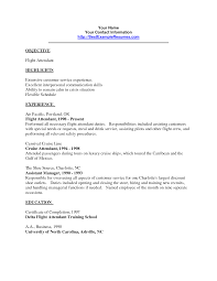 Resume For Flight Attendant Job Resume For Flight Attendant Job Resume For Flight Attendant Job 13