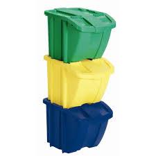 recycling bin storage. Beautiful Bin Suncast Recycle Bin Set 3Piece Intended Recycling Storage