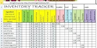 Inventory Excel Spreadsheet Zoom Discopolis Club