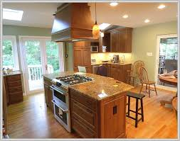 Kitchen Kitchen Island With Stove Ideas Fine Pertaining To Kitchen
