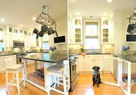 fancy dog crates furniture. Fancy Dog Crates Houses Seamlessly Built Into The Stylish Crate Covers Furniture