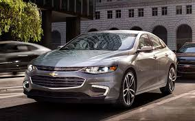 2017 Chevrolet Malibu Reviews and Rating | Motor Trend