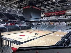 Cincinnati Bearcats Basketball Seating Chart Fifth Third Arena Wikipedia
