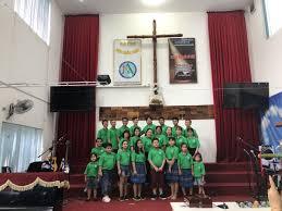 Chúa Nhật Thiếu nhi Tin Lành – Hội Thánh Truyền Giảng Phúc Âm