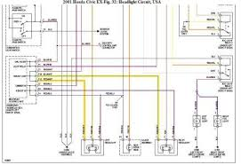 headlight wiring diagram honda civic headlight honda civic 2003 headlight wiring diagram wiring diagrams on headlight wiring diagram honda civic