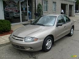 2003 Sandrift Metallic Chevrolet Cavalier Sedan #36622649 Photo ...