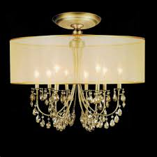crystal flush mount chandelier. Picture Of 28\ Crystal Flush Mount Chandelier F