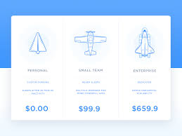 Pricing Tables Design Inspiration Muzli Design Inspiration