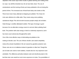 solution of water pollution essay water pollution causeseffect  air pollution causes effects and solutions essay