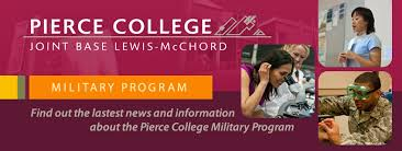 Pierce College Military Programs New To Blackboard With