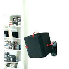 bose speaker wall mounts wall mount surround sound speakers wall mount speaker shelf shelves surround sound