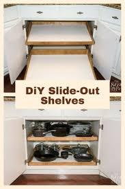 Home Decor Inspiration Diy Slide Out Shelves A Husband And Wife