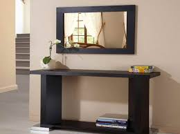 entryway furniture with mirror. image of entryway table with storage furniture mirror