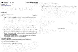 cv strengths list
