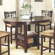 farmhouse high top table round high top dining table luxury kitchen tables best round farmhouse kitchen