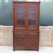 Dish Display Cabinet Antique Hutches Antique Cabinets Antique Buffets From Antique