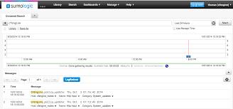 sumo logic sumo logic integration policy update timestamp cfengine