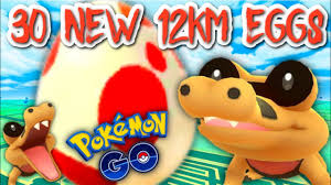 Hatching 30 NEW 12km Eggs in Pokemon GO || What did I get? |