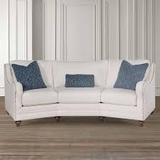 marseille conversation sofa  bassett home furnishings