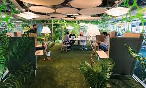 google dublin office. another quirky google office in dublin by swiss design firm camenzind evolution a crazy mixed bag of meeting rooms range from treehouse nooks to gu2026