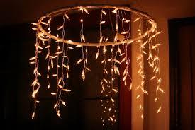 large outdoor chandelier lighting